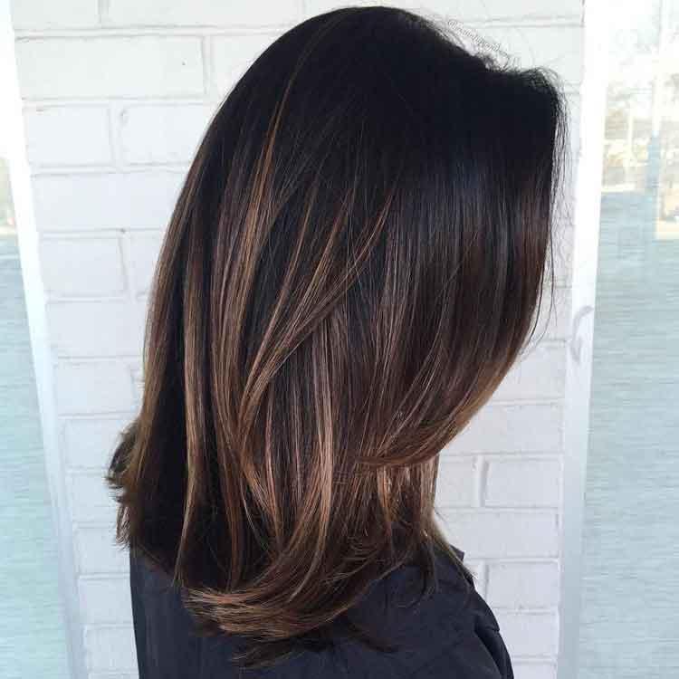 warna rambut coklat untuk remaja