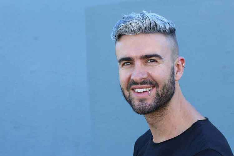 model rambut pendek pria masa kini