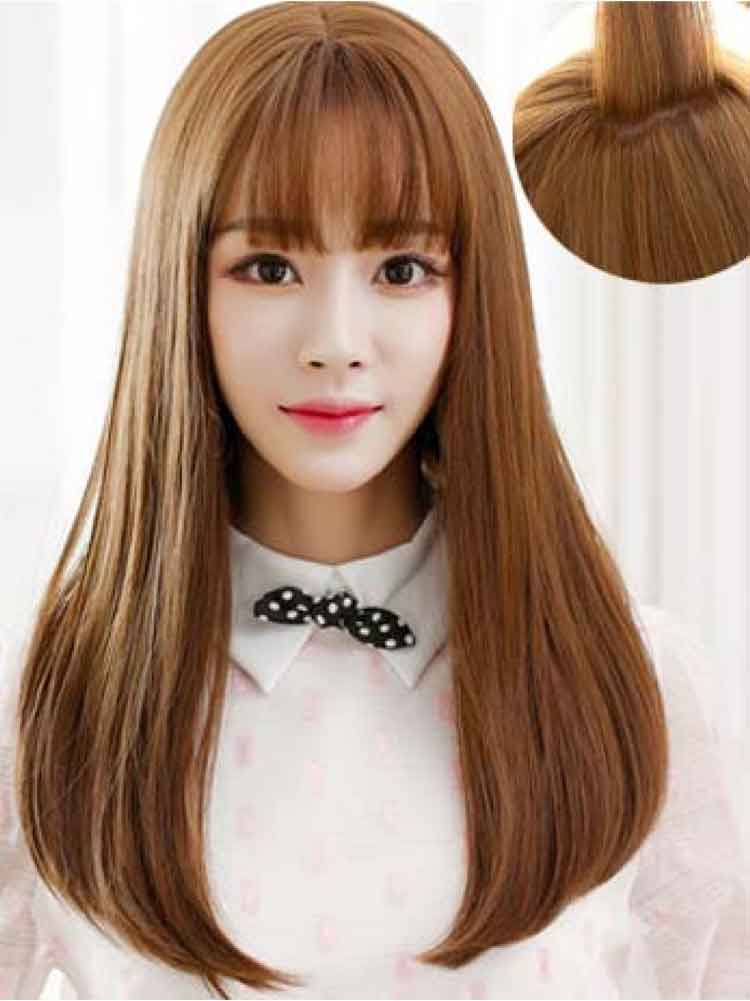 model rambut smoothing korea