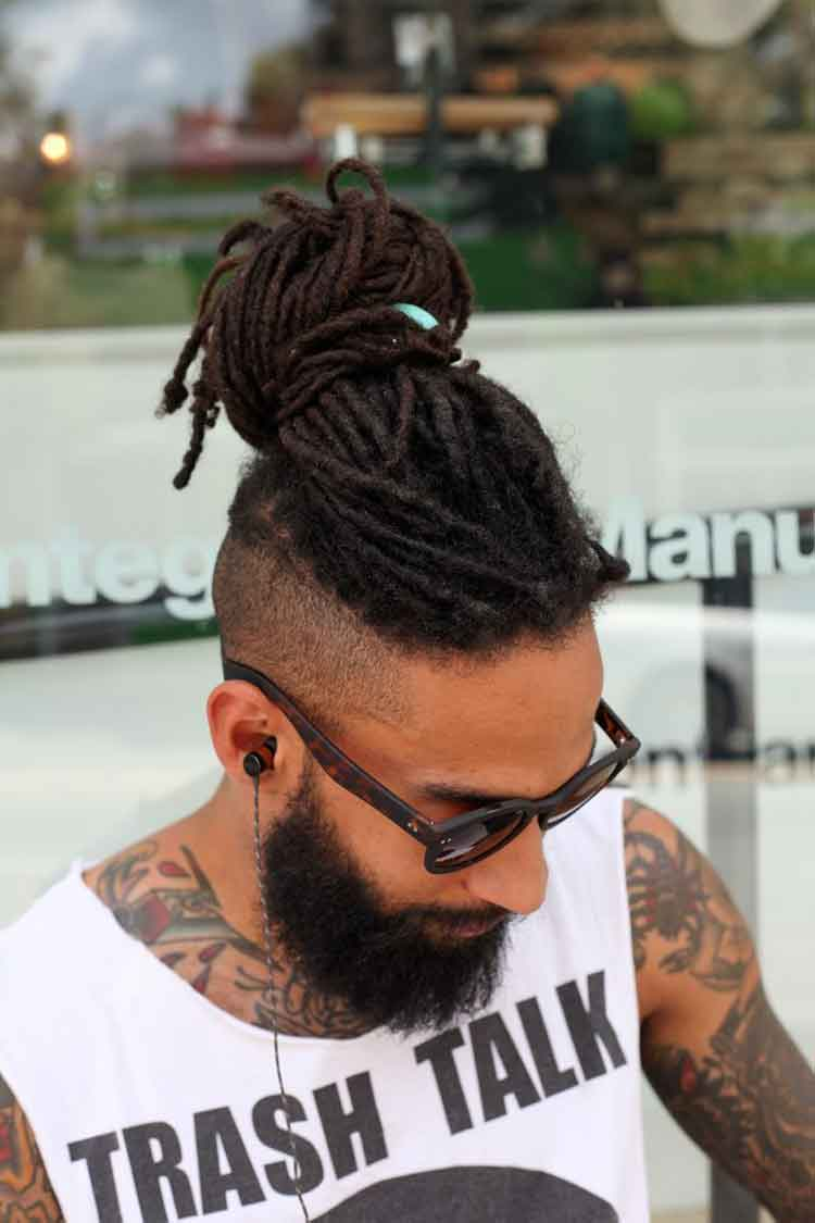model rambut gimbal yang keren