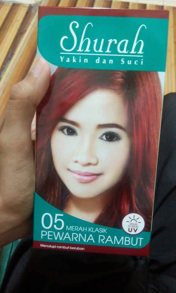 warna rambut dark brown and burgundy