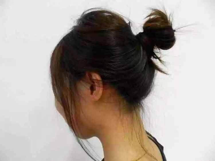 model rambut kpop korea wanita