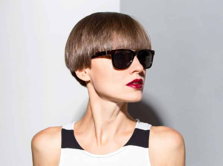 model rambut pixie cut klasik