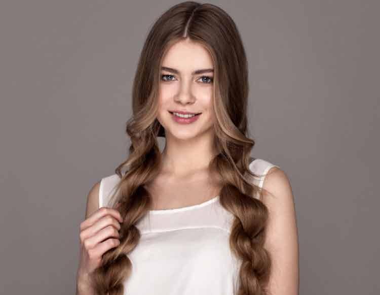 model kepang rambut remaja