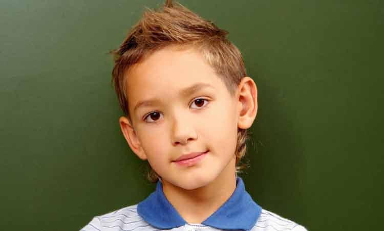 model rambut anak laki usia 3 tahun