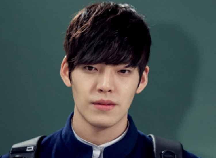 model rambut pendek pria korea 2016