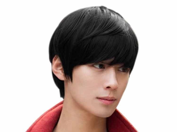 model rambut pendek pria ala korea